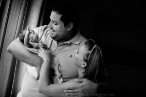 Meredith and Ulises | Newborn Sessions
