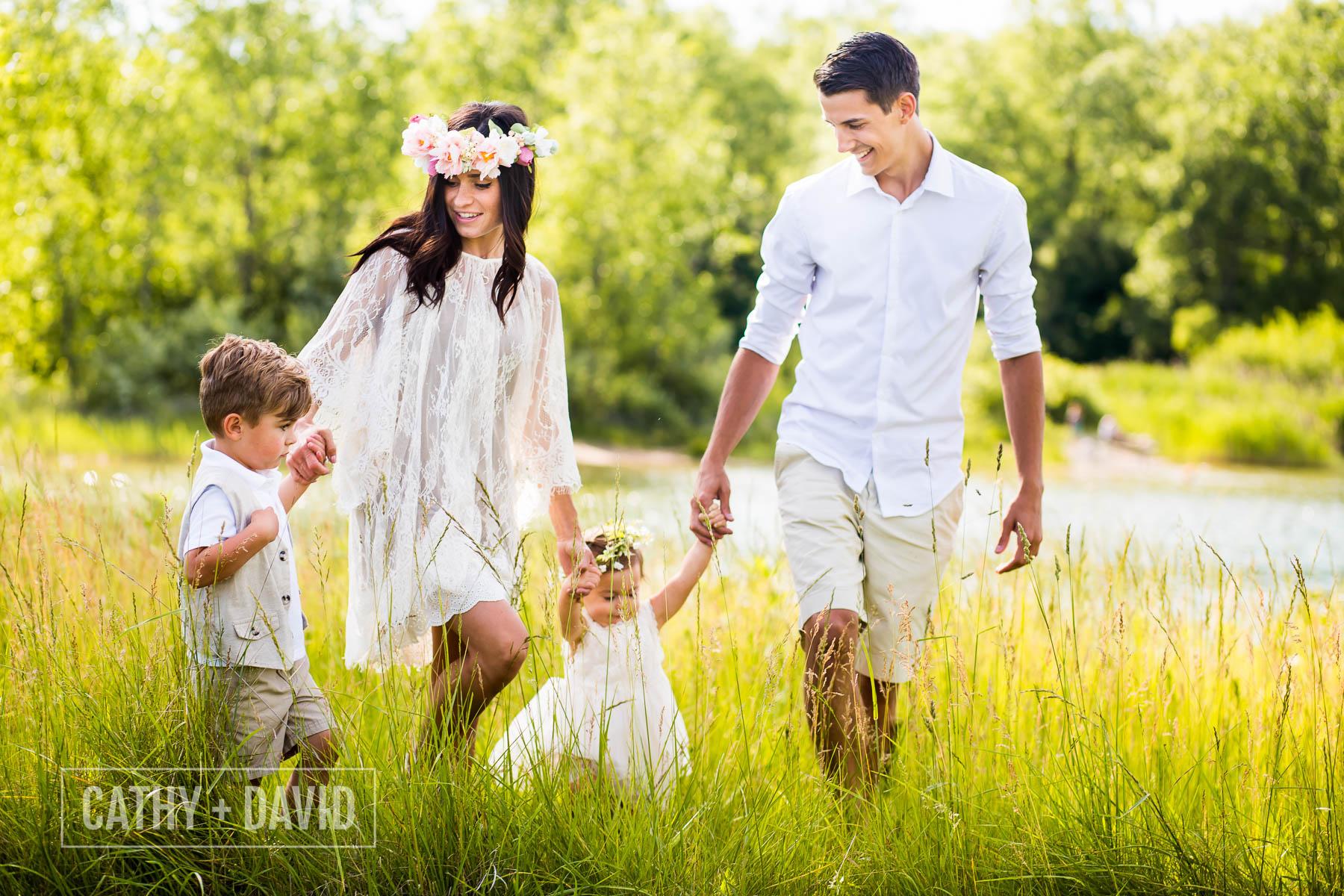Crystal Lake Family Photos